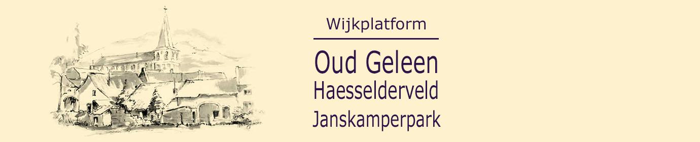 Wijkplatform Oud-Geleen